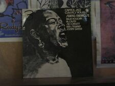 CAPITOL JAZZ CLASSICS VOL 10 SWING BILLIE HOLIDAY - LP
