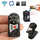 WIFI Mini DV IP Wireless Spy Cam Night Vision Camera Security For Android & IOS
