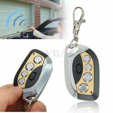 433MHz Electric Cloning Universal Car Gate Garage Door Remote Control Key Fob