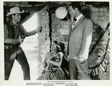 CLAYTON  MOORE THE LONE RANGER AND THE LOST CITY OF GOLD 1958 VINTAGE PHOTO