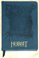 THE HOBBIT ~ DESOLATION OF SMAUG ~ LEATHERETTE JOURNAL ~ MIRKWOOD COVER ~ NEW