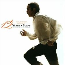 1 CENT CD 12 Years A Slave OST tim fain / hans zimmer / alabama shakes