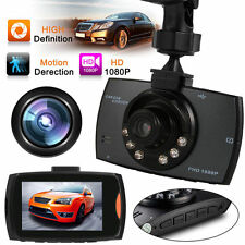 "1080P 2.7"" HD LCD Night Vision CCTV In Car DVR Accident Camera Video Recorder UK"