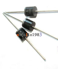 Imported 10PCS 10A10 R-6 10A 1000 Volts Silicon Rectifiers 1KV Diodes