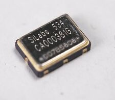 Silicon Labs Quad Frequency Crystal Oscillator 10MHz-1.4GHz # Si534 CA000381G