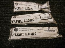 Lot of 3 - New Westinghouse Type K 30Amp Fuse Link 632A040A01