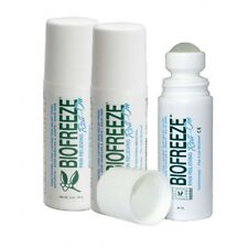 Biofreeze Roll On 3 OZ 89 mltriple alivio del dolor artritis dolor en los músculos de caducidad 11/2017