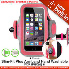 Slim-Fit Plus Armband for iPhone 6 and iPhone 6s CORD STORAGE SLIM & STYLISH NEW
