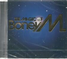 CD (NEU!) . Magic of BONEY M (Best of / Daddy Cool Ma Baker Sunny Rasputin mkmbh