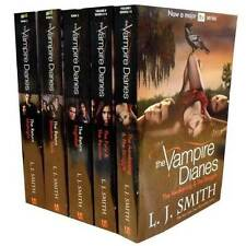 The Vampire Diaries Story Collection L J Smith 7 Books Set, ITV 2 TV Series, AUS