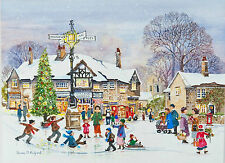 The House Of Puzzles - 250 BIG PIECE JIGSAW PUZZLE - Winter Fun