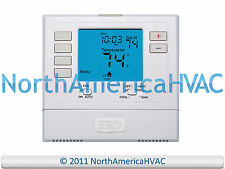 Pro1 IAQ T725 Digital 5/1/1 Day Programmable Heat Pump Thermostat 2H/1C 2 Heat 1