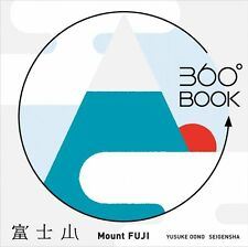 360° degree BOOK Mt FUJI for Gift Pop up gimmick 3D book from Japan