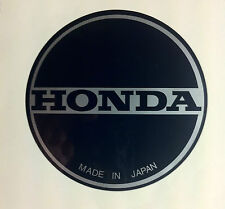 Honda ATC Recoil Decal 200 185 200S 200M Black