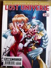 Lost Universe n°3 2000 ed. Planet Manga  [C14B]