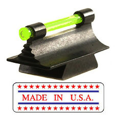 """Winchester 94  Green  Fiber Optic   Front  Sight  for  3/8"""" Dovetail   NEW   **"""