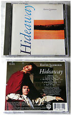 David Sanborn - Hideaway .. 1980 Warner Teldec CD