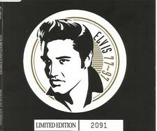 Elvis Presley - Rags To Riches limited edition Fan Club issue promotional CD