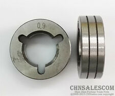 "Wire Feed Drive Roller Kunrled Groove 0.9mm .035"" MIG MAG Miller Welder Aluminum"