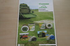 157331) Krone Bindegarn Produktinformation excellent Prospekt 02/2014