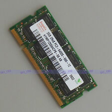 Hynix 2GB DDR2 800 800Mhz PC2-6400 Sodimm Laptop 2RX8 Notebook Speicher 2G Ram