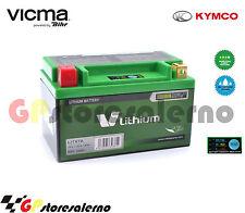 361 BATTERIA LITIO YTX7A-BS LEGGERA POTENTE KYMCO 125 Agility 4T R16 E3 2014
