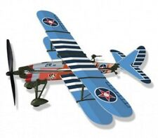 CR 32 Bi-plane Rubber Band Powered Model History Airplane Kit: Lyonaeec 22004 G4
