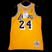 100% Authentic Kobe Bryant Mitchell Ness 07 08 Lakers Jersey Size 44 L