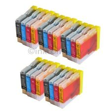 Cuanto 5x 20 cartuchos Brother lc1000 dcp-135c dcp-150c mfc-235c mfc-260 compatible