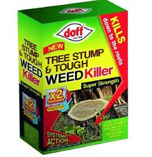 Deep Root extra Tree Stump. Weedkiller Very Strong Tough Weed Killer 2pks in box