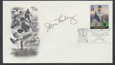 Jim Lonborg, Baseball Cy Young Award Winner, signed Legends of Baseball FDC