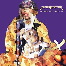 JUNO REACTOR Beyond The Infinite CD 2008
