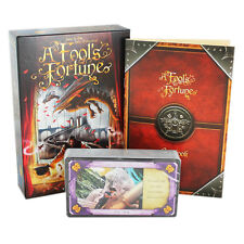 A FOOL'S FORTUNE THE BOOK OF FATE STRATEGY GAME BRAND NEW RIO GRANDE 13+ FOOLS