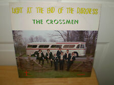 "THE CROSSMEN...""LIGHT AT THE END OF THE DARKNESS""..""ERNIE PHILLIPS""....GOSPEL LP"