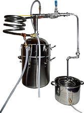 38 Liter Destille mit 2-Wege-Kühlung und Aromaverstärker - Destillen Deutschland