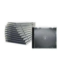 CD/DVD jewelcase cascarón vacío fundas single 100er Pack