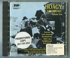 Hoagy Carmichael - cd PROMO - VOLUME 1 - UK-Import # JSP HOAGY 1 - 25-track-CD