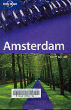 Amsterdam (Lonely Planet City Guides), Bender, Andrew Paperback Book