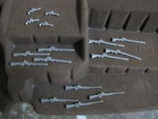 TSSD Alamo Civil War Weapons Guns Pistols 1/32 54MM Toy Soldiers