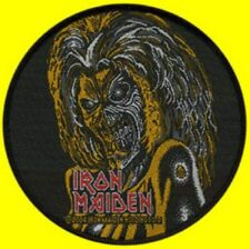 "Iron Maiden ""Killers ronde"" patch/écusson 600110 #"