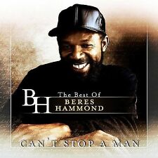 NEW Can't Stop A Man: The Ultimate Collection by Beres Hammond CD (CD) Free P&H