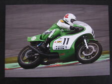 Photo Kawasaki KR750 #11 Mick Grant (GBR) Bikers' Classics Spa-Francorchamps