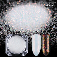 Nail Glitter Powder Dust 3D Nail Art Decoration Manicure Shining Gorgeous Tips