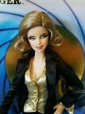 James Bond 007 Goldfinger Barbie - Pussy Galore