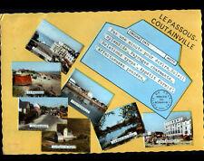 LE PASSOUS / COUTAINVILLE (50) VILLAS / décor TELEGRAMME en 1967