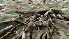 "100 YARDS MULTICAM MILITARY CAMO NY/CO RIPSTOP CAMOUFLAGE FABRIC 64""W APPAREL"