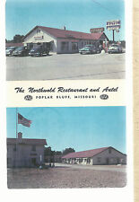 The Northwold Restaurant & Autel  Popular Bluff  MO   Used Postcard 6163