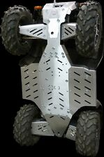 Polaris 1000 Sportsman TOURING (2-up) aluminium full skid plate kit Iron Baltic