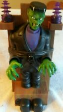 Frankenstein Monster Universal Studio Battery Animated Talking Halloween Toy