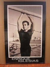 Vintage Enrique Iglesias 1997 Latin singer  poster 3437
